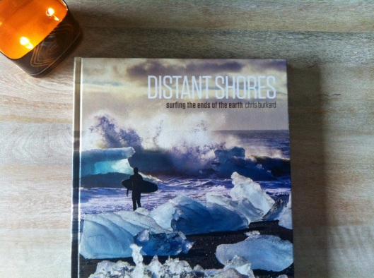 Distant Shores surfing photography coffee table book