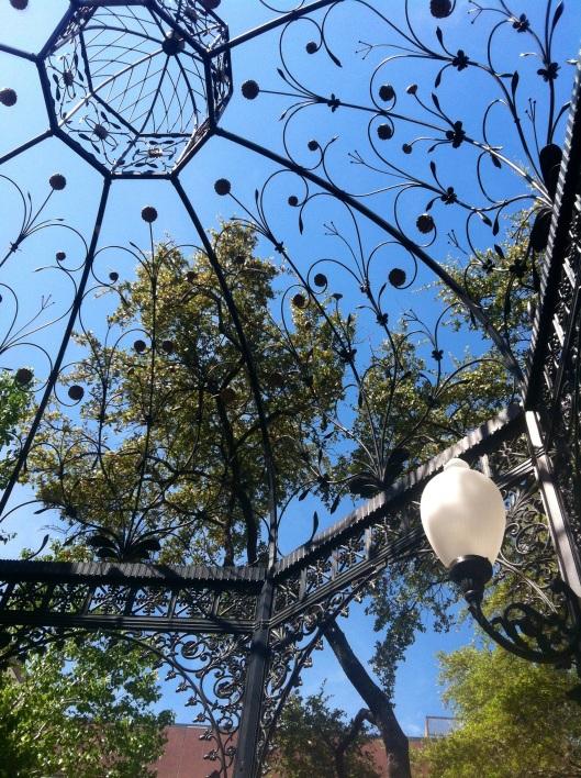 Gazebo at The Arboretum