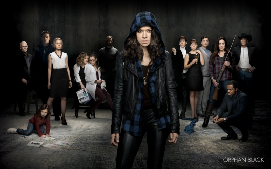 New show to watch:  Orphan Black on BBC America
