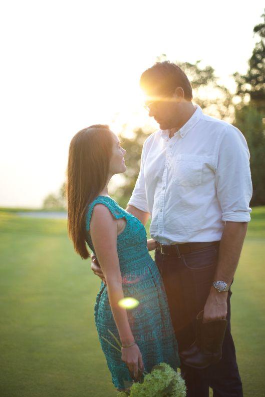Pregnancy Announcement Photography