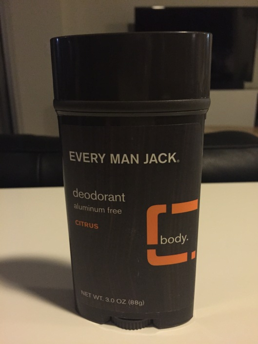 Every Man Jack deodorant at Whole Foods Market