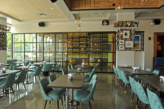 Liberty Kitchen dining room Austin