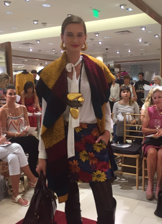 Neiman Marcus Fall '15 Trends: Folklorica