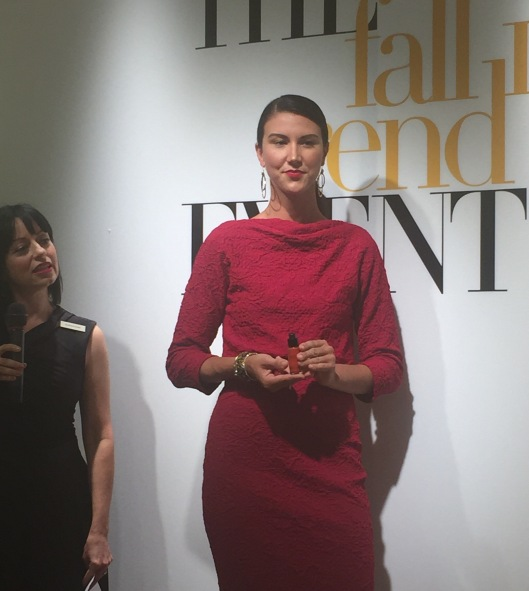 Neiman Marcus Fall '15 Trends: Full-bodied Reds