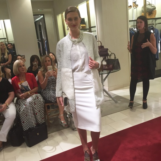 Neiman Marcus Trends for Fall '15:  White Out (winter whites)