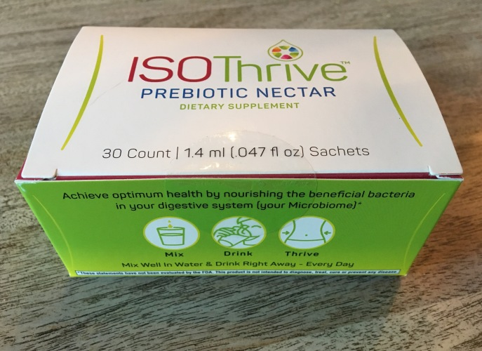 ISO Thrive