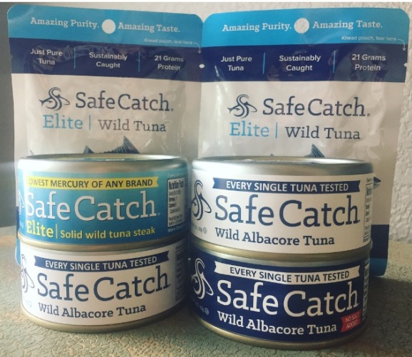 Safe Catch tuna