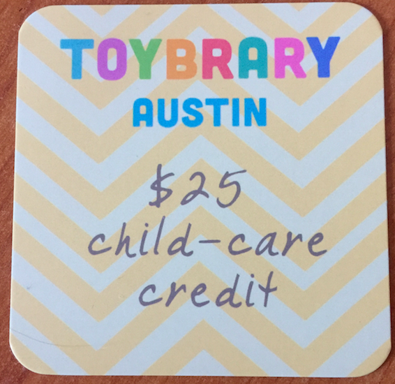 Child Care Cards